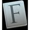 Font İzlencesi simgesi
