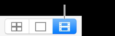 Video-painike.