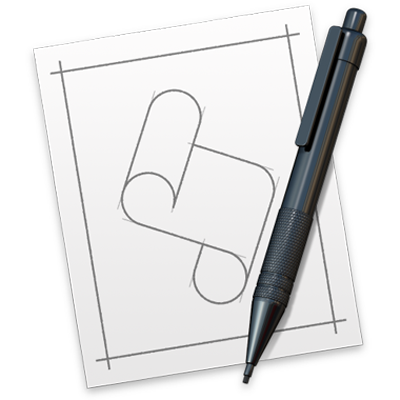 The Script Editor icon