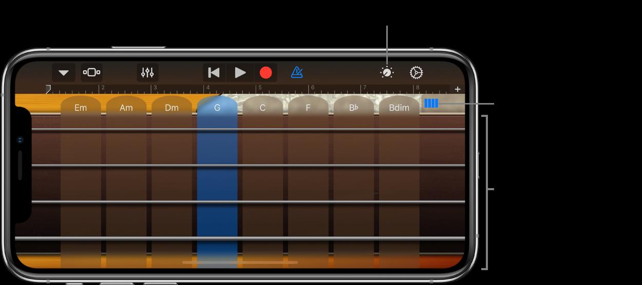 """Touch-Instrument """"Bass"""""""