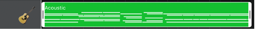 Region selected