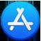 Ikona aplikace App Store