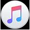 Ikona aplikace Hudba