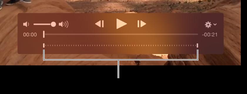 视频剪辑中的慢动作控制。