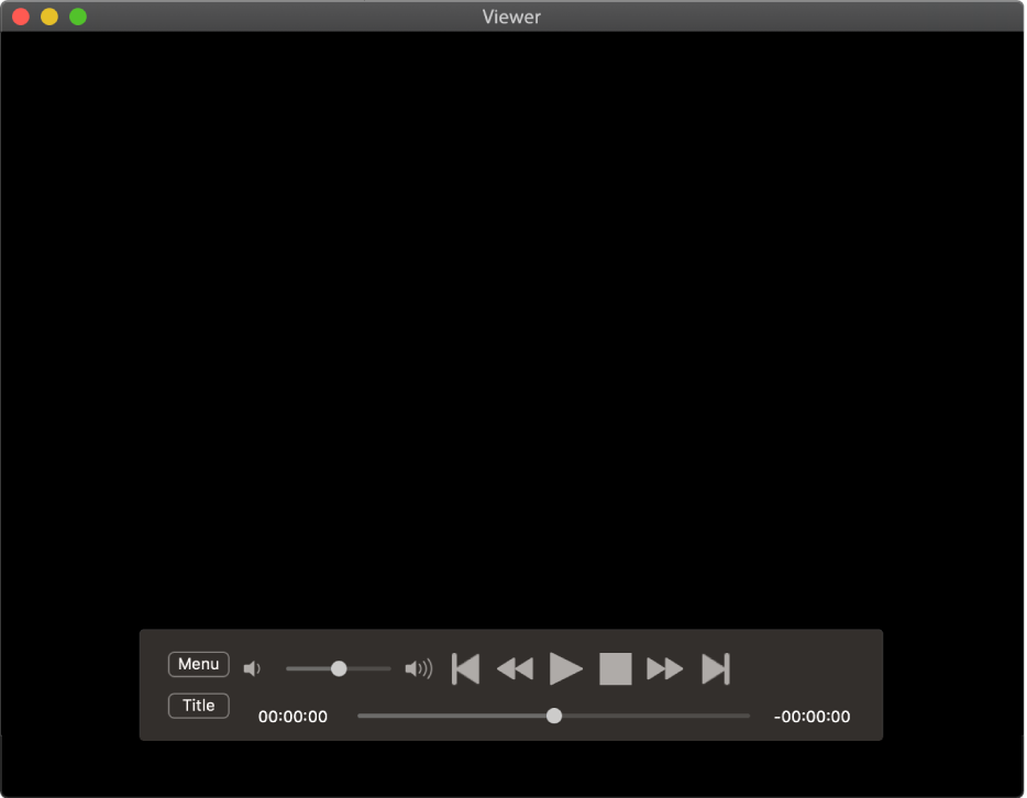 Welcome to DVD Player on Mac - Apple Support