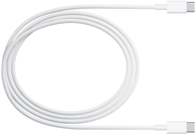 USB-C charge cable.