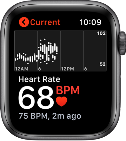 Check your heart rate on Apple Watch - Apple Support