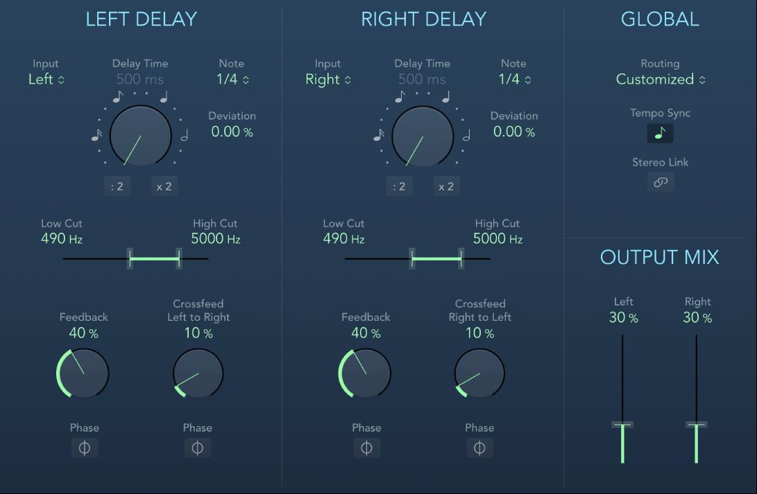 delay plugin
