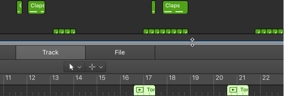 Move And Resize Logic Pro Windows Apple Support