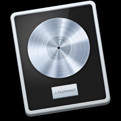 Logic Proアプリケーションのアイコン