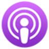 "Symbol ""Podcasts"""