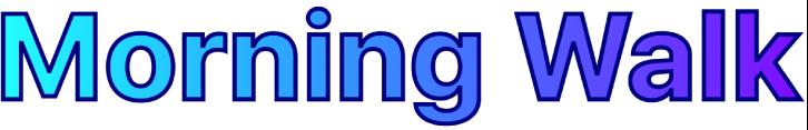 Esimerkki tyylitellystä tekstistä, jossa on liukutäyttö ja ääriviivat.