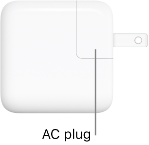 The 30W USB-C Power Adapter/