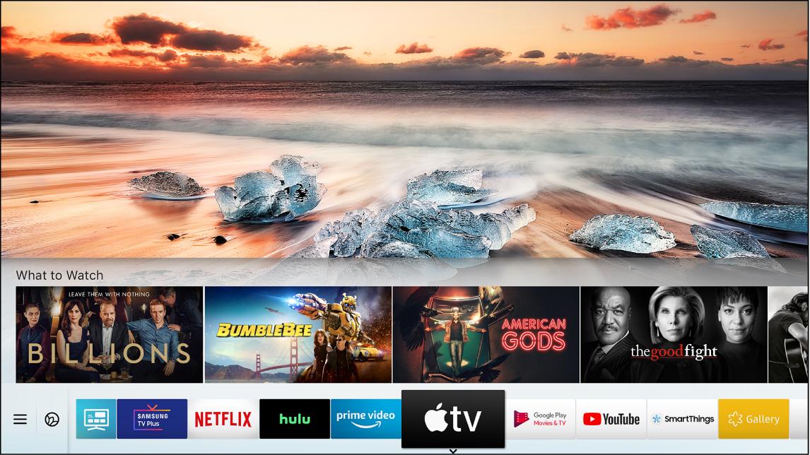 AppleTV uygulaması