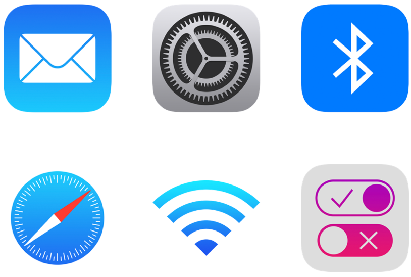 Asetusprofiileilla voit hallita iPhone- ja iPad-laitteita.