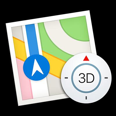 Mac用マップユーザガイド - Apple サポート