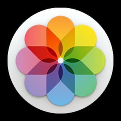 Іконка програми «Фотографії»