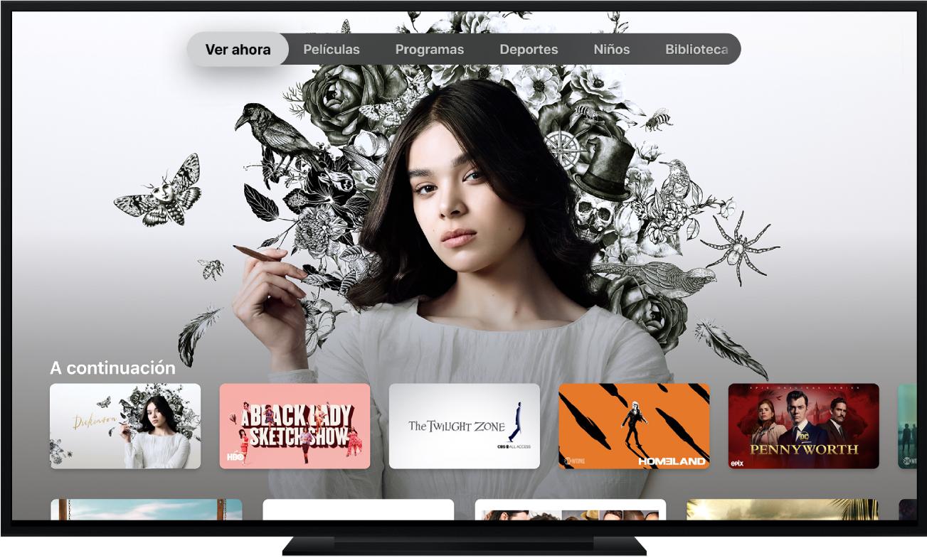 Un AppleTV