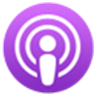 Podcast'ler simgesi