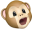 the Animoji button