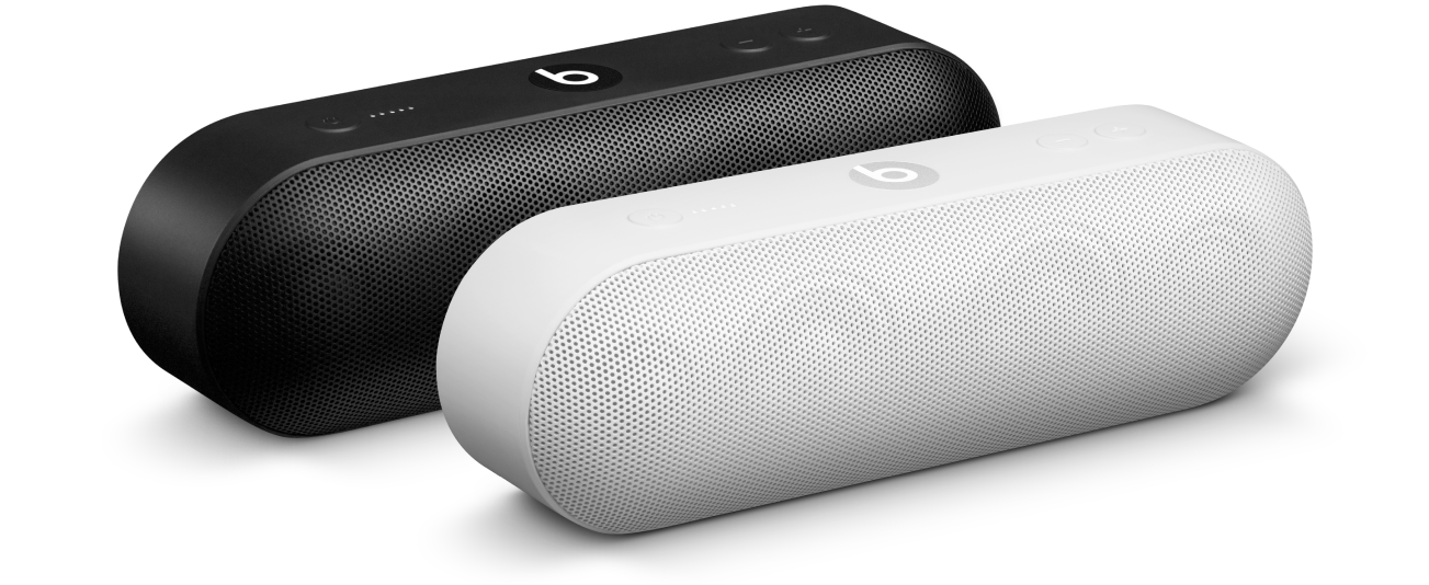 Beats Pill+ speakers
