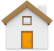 The Home folder icon.