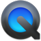 QuickTime Playerのアイコン