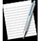Teksteditor-symbool