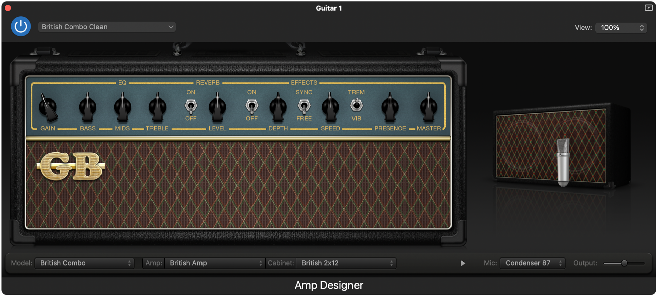 Connector Amp Designer.