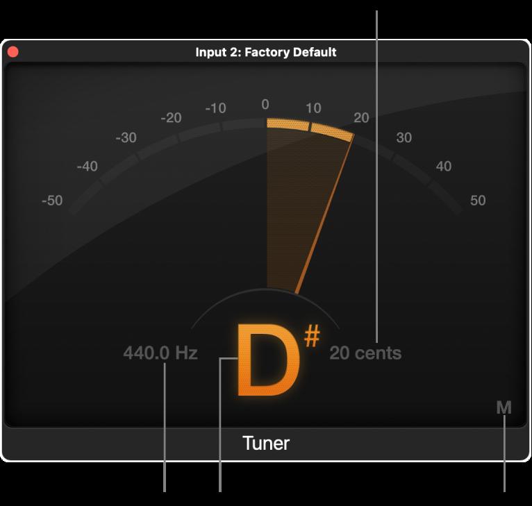 Tuner plug-in.