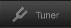 Tuner button.