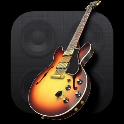 A Logic Pro alkalmazás ikonja