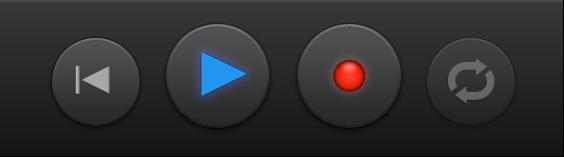 録音ボタン。