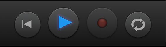 再生ボタン。