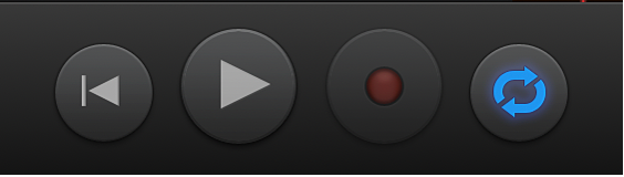 순환 버튼.