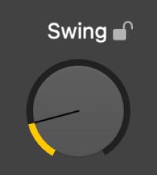 Swingknop.