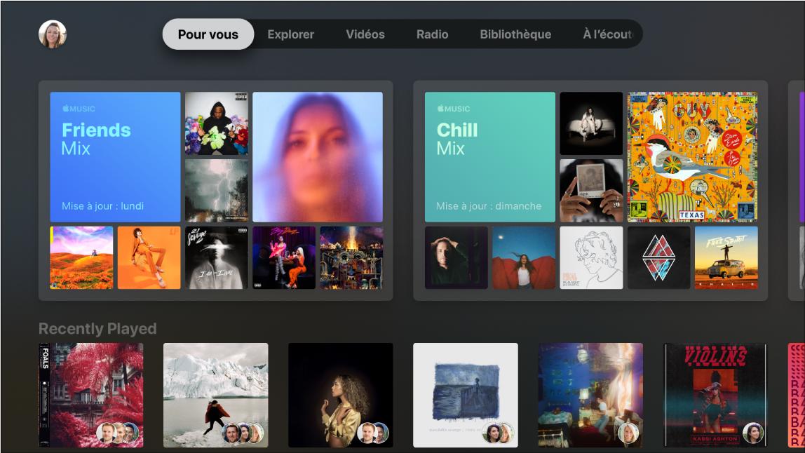 App Musique
