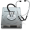 Icono de Utilidad de Discos