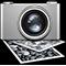 Icône de Transfert d'images