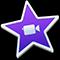 Ikona aplikácie iMovie