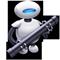 Symbol för Automator