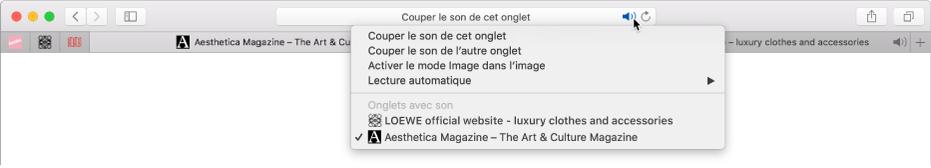 Une liste de sitesweb qui lisent de l'audio.
