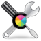 Pictograma utilitar ColorSync