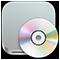 Symbol för DVD-spelare