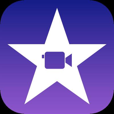 iMovie 圖像