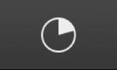 Progress indicator in toolbar