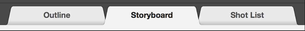 Trailer Storyboard tab