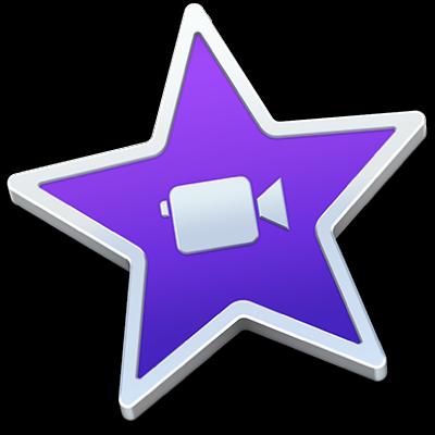 Icono de la app iMovie