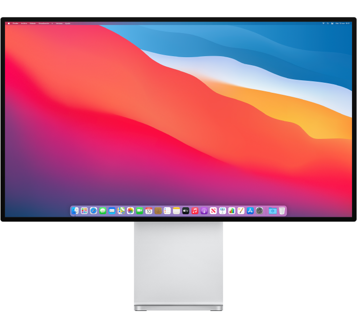 Pro Display XDR en un ProStand.