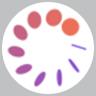 Symbol for Menstruationscyklus
